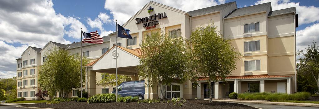 SpringHill Suites by Marriott Pittsburgh Airport - Pittsburgh - Building