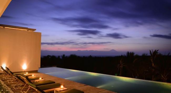 Svarga Resort Lombok - Senggigi - Building