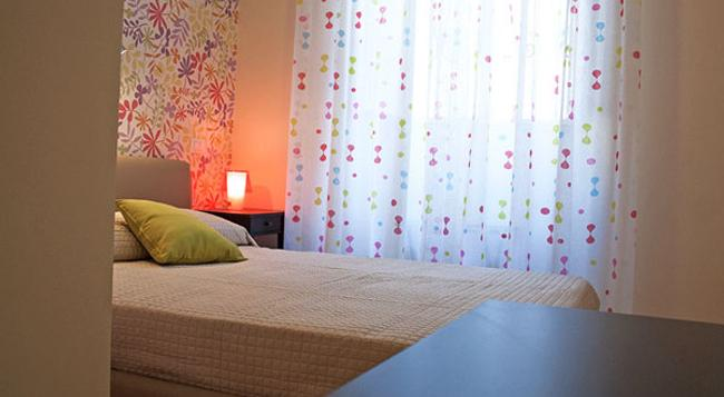 City-in-hostel-B&B - Catania - Bedroom