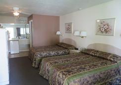 Bayside Inn & Marina - Cooperstown - Bedroom