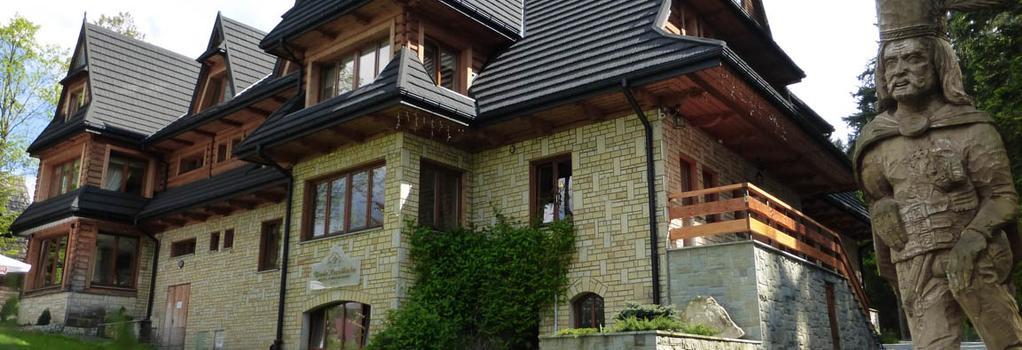Dwór Karolówka - Zakopane - Building