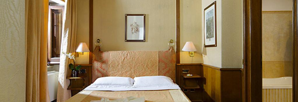 Hotel Pantheon - Rome - Bedroom