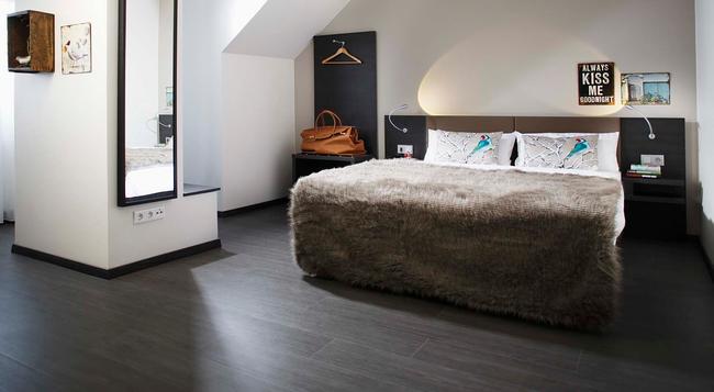 Altstadt-Hotel Bielefeld - Bielefeld - Bedroom