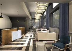 The Commonwealth - Richmond - Lobby