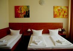 City Hotel am Kurfürstendamm - Berlin - Bedroom