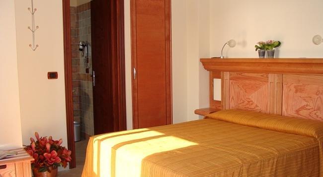 Il Nuovo Gabbiano - Dorgali - Bedroom