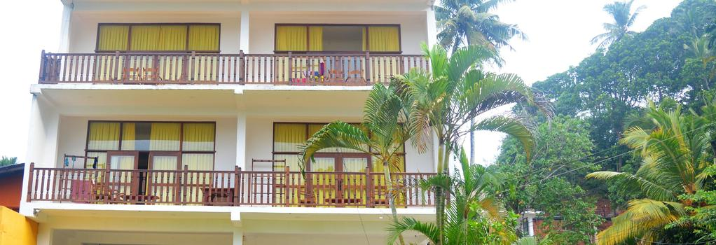Hotel Vacanza - Mirissa - Building