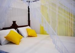 Hotel Vacanza - Mirissa - Bedroom