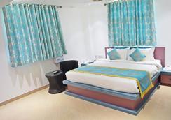 Frontline Residency - Patna - Bedroom
