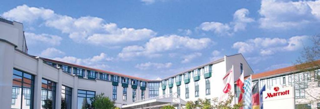 Munich Airport Marriott Hotel - Freising - Building