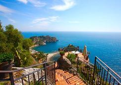 Grand Hotel San Pietro - Taormina - Outdoor view