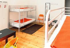 Gay Youth Hostel - Berlin - Bedroom