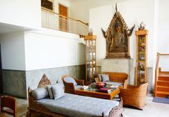 The Babylon Bangkok Bed & Breakfast - Bangkok - Lounge