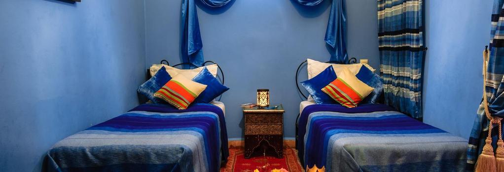 Riad Bahia Marrakech - Marrakesh - Bedroom