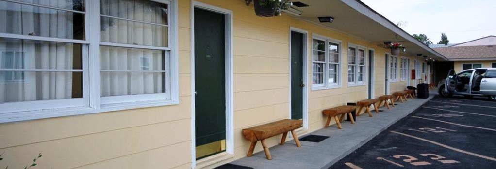 A Western Rose Motel - Cody - Building