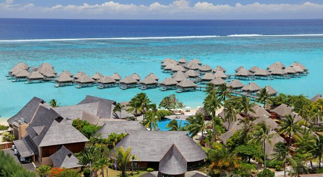 Hilton Moorea Lagoon Resort & Spa - Papetoai - Building