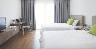 Boone Place - Bangkok - Bedroom
