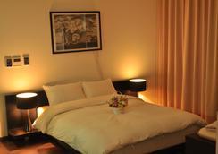 Incheon Airport Air Relax Hotel - Incheon - Bedroom