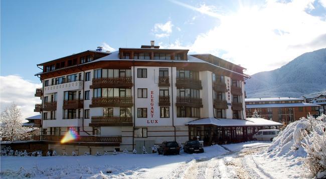 Hotel Elegant Lux - Bansko - Building
