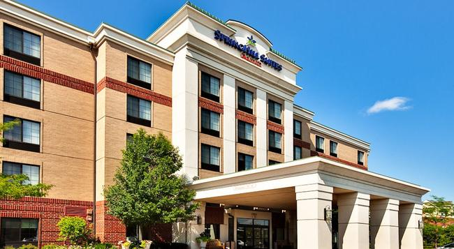SpringHill Suites by Marriott Chicago Schaumburg Woodfield Mall - Schaumburg - Building