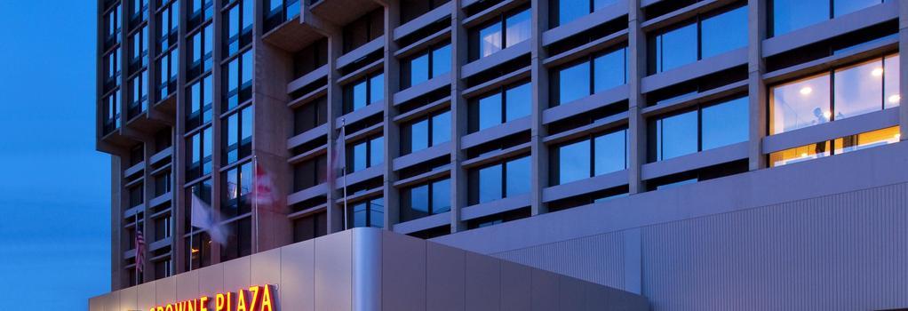 Crowne Plaza Boston - Newton - Newton - Building