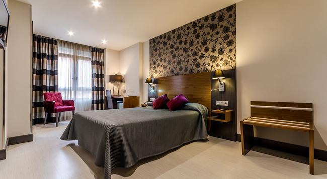 Hotel Regio Cadiz - Cádiz - Bedroom