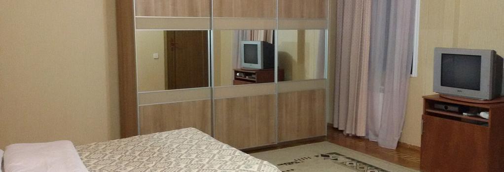 Baku Palace Hotel - Baku - Bedroom