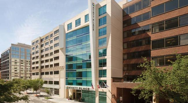 Hyatt Place Washington DC/Georgetown/West End - Washington - Building