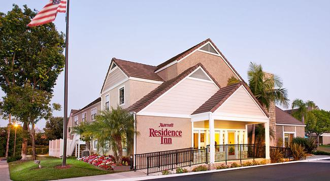 Residence Inn by Marriott Costa Mesa Newport Beach - Costa Mesa - Building
