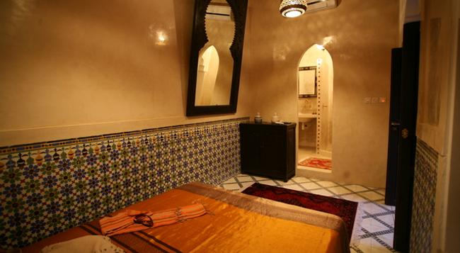 Riad Dar Ftouma - Marrakesh - Bedroom