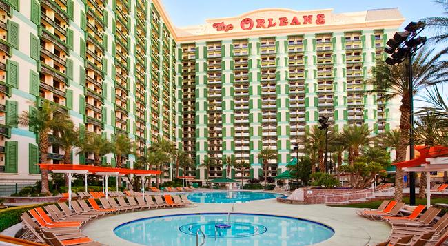 The Orleans Hotel & Casino - Las Vegas - Building