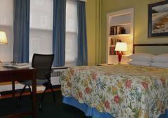 Irving House At Harvard - Cambridge - Bedroom