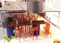 Hotel Du Phare - Les Mamelles - Dakar - Bar