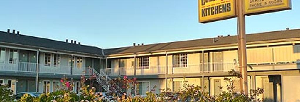 Budget Inn Santa Cruz - Santa Cruz - Building