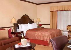 Folk Inn Ontario Airport - Ontario - Bedroom
