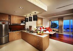 The Cliff Resort & Residences - Phan Thiet - Kitchen