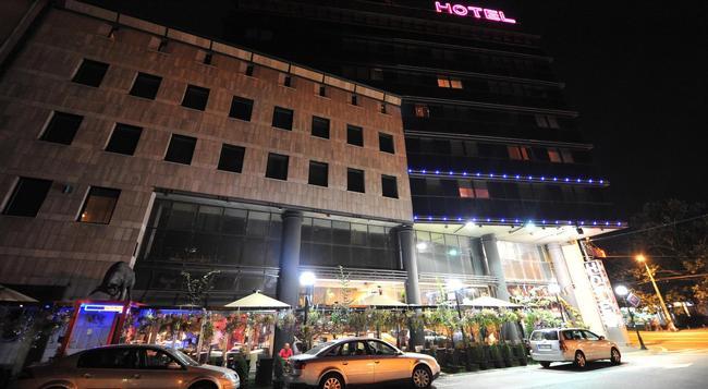 Design Hotel Mr President - Belgrade - Building
