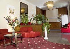 Hotel Bled - Rome - Lobby