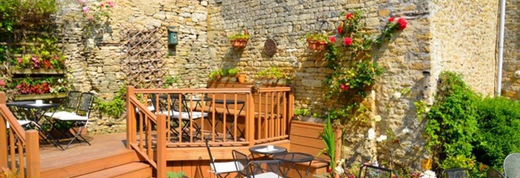 Cotswold Garden Tea Rooms - Cheltenham - Building