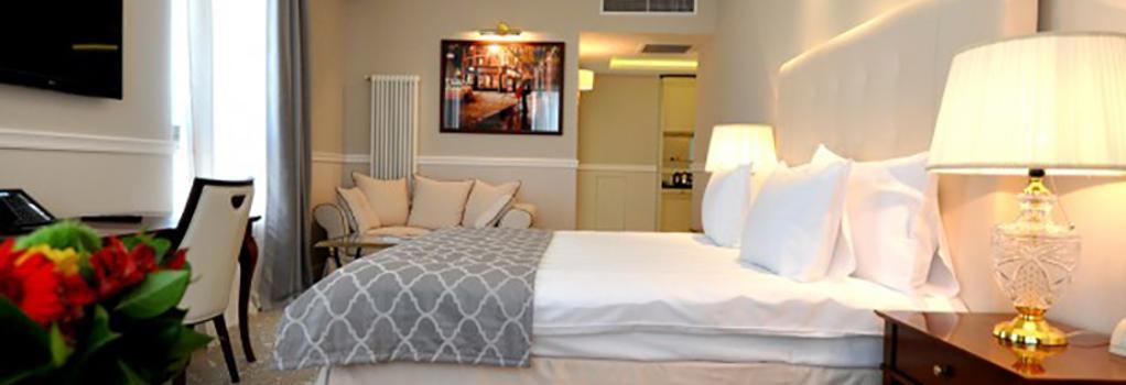 International Iasi - Iaşi - Bedroom