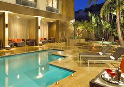 Courtyard by Marriott San Diego Mission Valley/Hotel Circle - San Diego - Pool