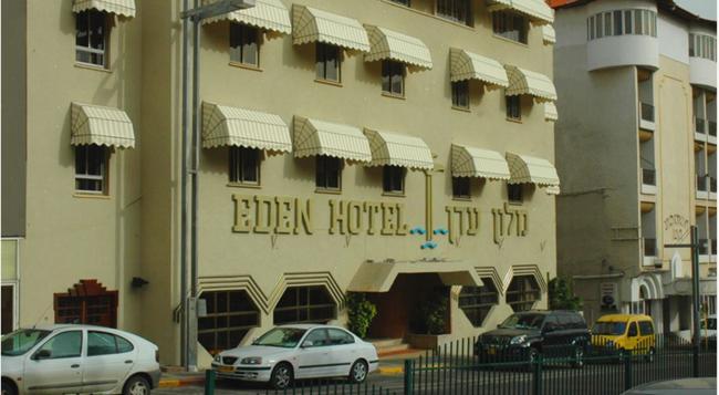 Glatt Eden Hotel Tiberias - Tiberias - Building