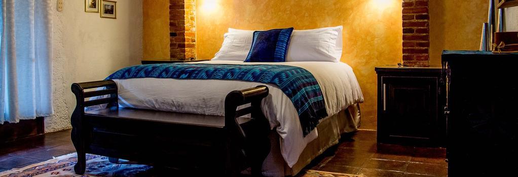 Cacao Boutique Hotel - Antigua - Bedroom