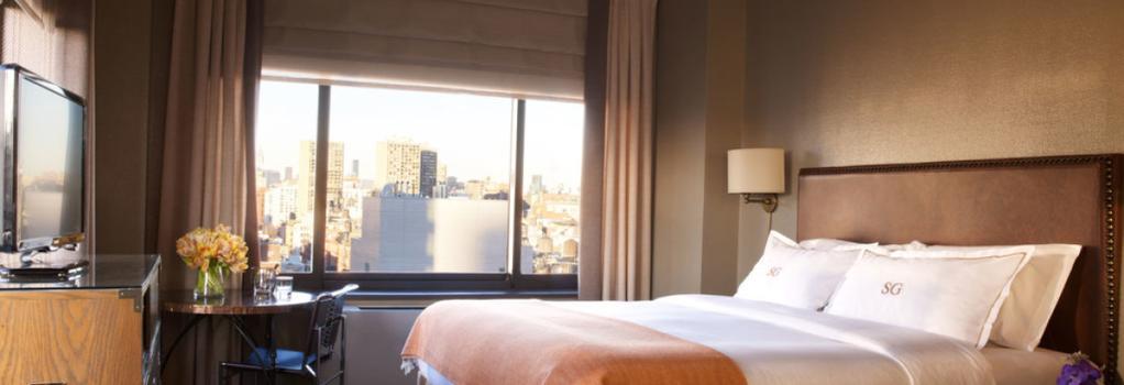 Soho Grand Hotel - New York - Bedroom