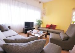 Orange Pekoe Guesthouse - Kuala Lumpur - Lounge
