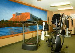 Monument Inn & Suites - Gering - Gym