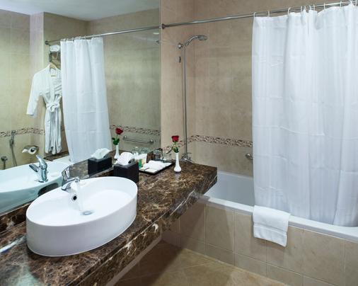 Majestic City Retreat Hotel - Dubai - Bathroom