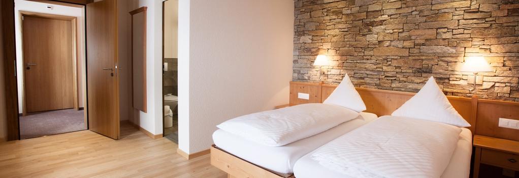Berghotel Trübsee - Engelberg - Bedroom