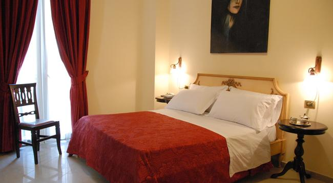 Garibaldi Relais - Sciacca - Bedroom