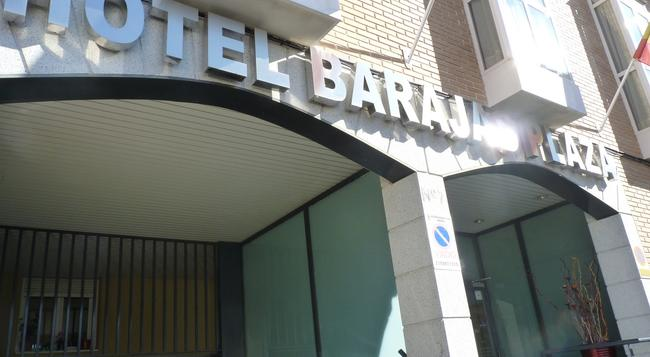 Hotel Barajs Plaza - Madrid - Building